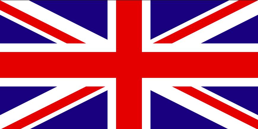 Engelstalige website